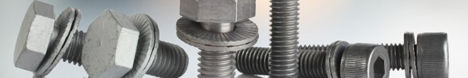 Industrial Bolts banner