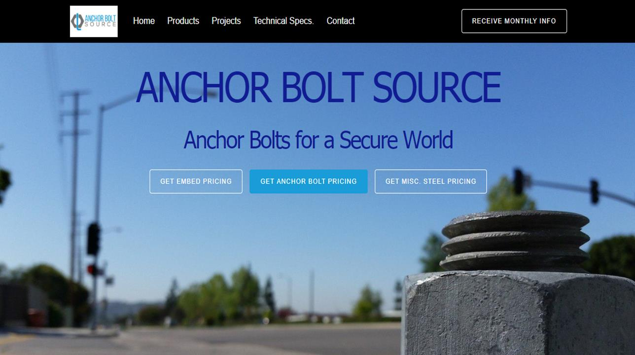 Anchor Bolt Source