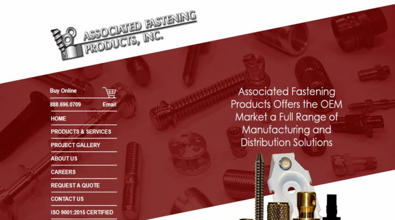 Associated Fastening Products, Inc.