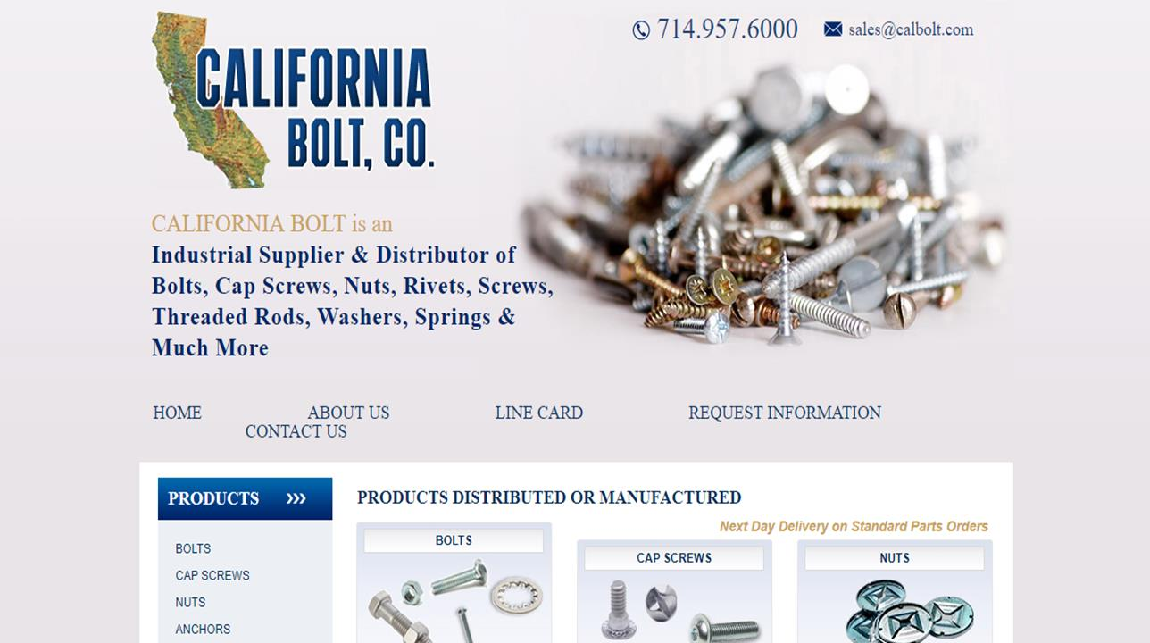 California Bolt Co.