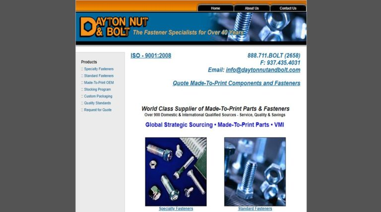 Dayton Nut & Bolt Co., Inc.