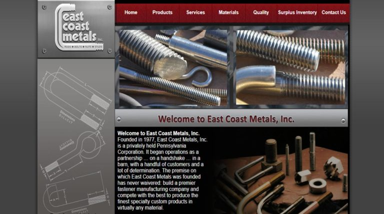 East Coast Metals, Inc.