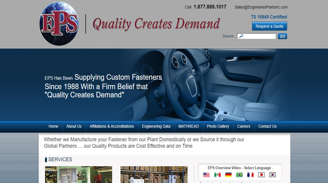 EPS Engineered Parts Sourcing Inc.