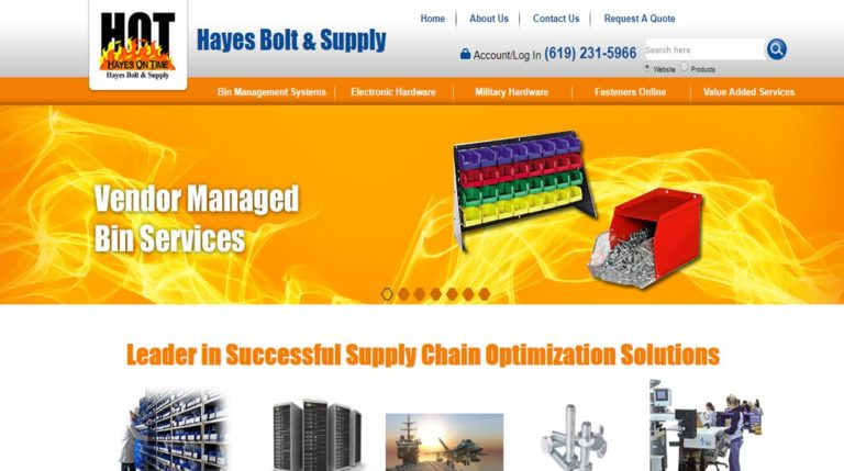 Hayes Bolt & Supply