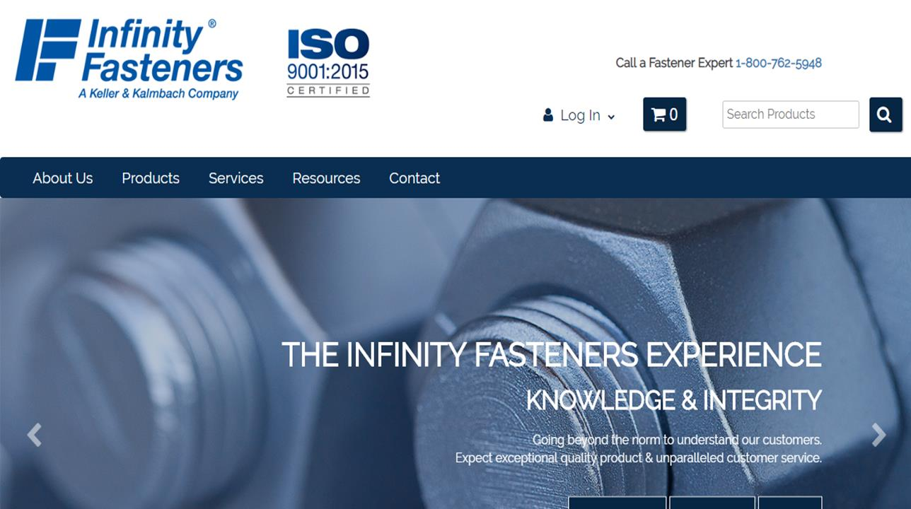 Infinity Fasteners