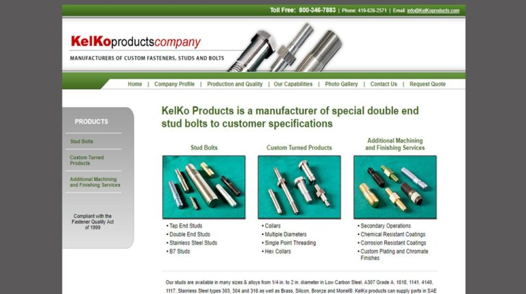 KelKo Products Company