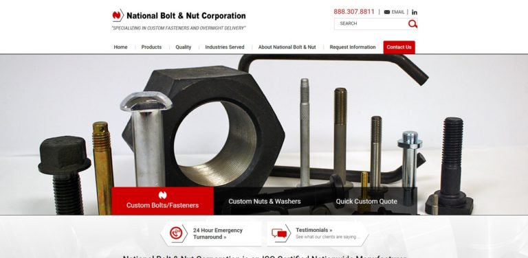 National Bolt & Nut Corporation