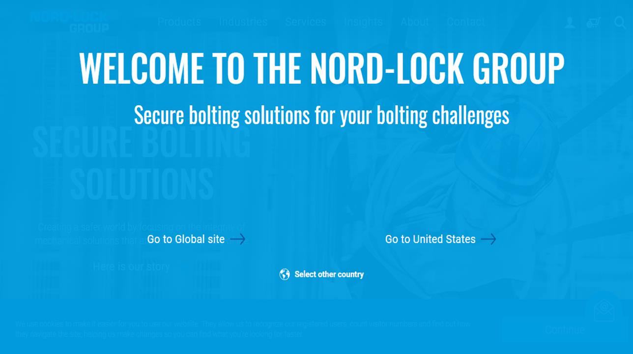 Nord-Lock / Superbolt®, Inc.