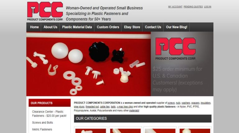 Product Components Corporation