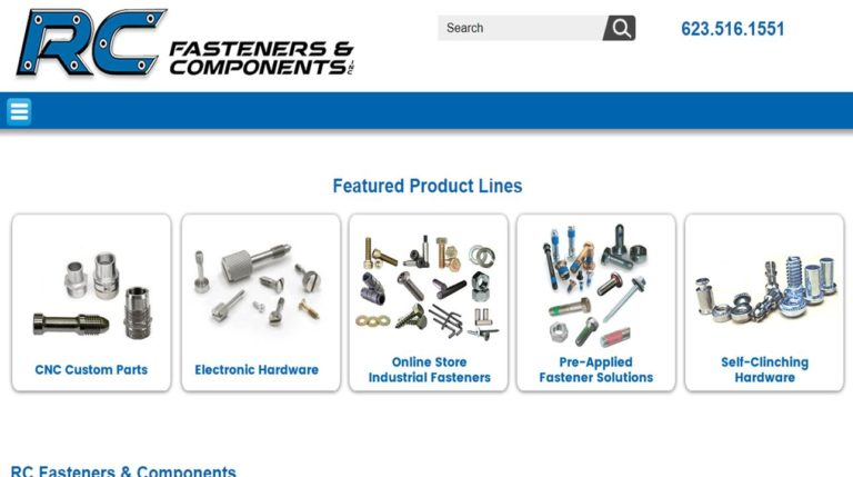 RC Fasteners & Components