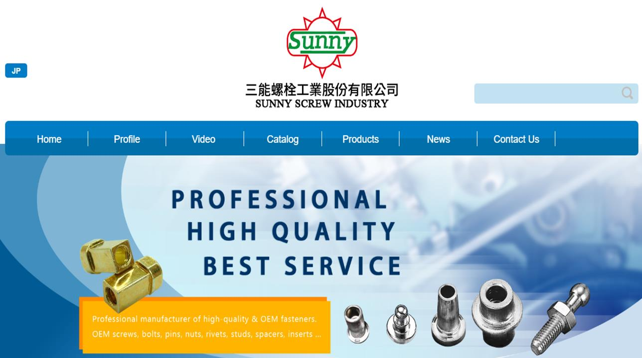 Sunny Screw Industry Co. Ltd.