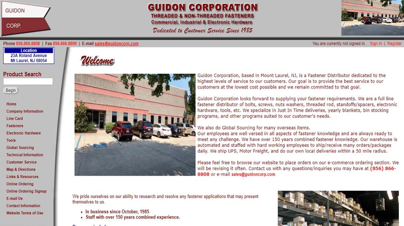 Guidon Corporation