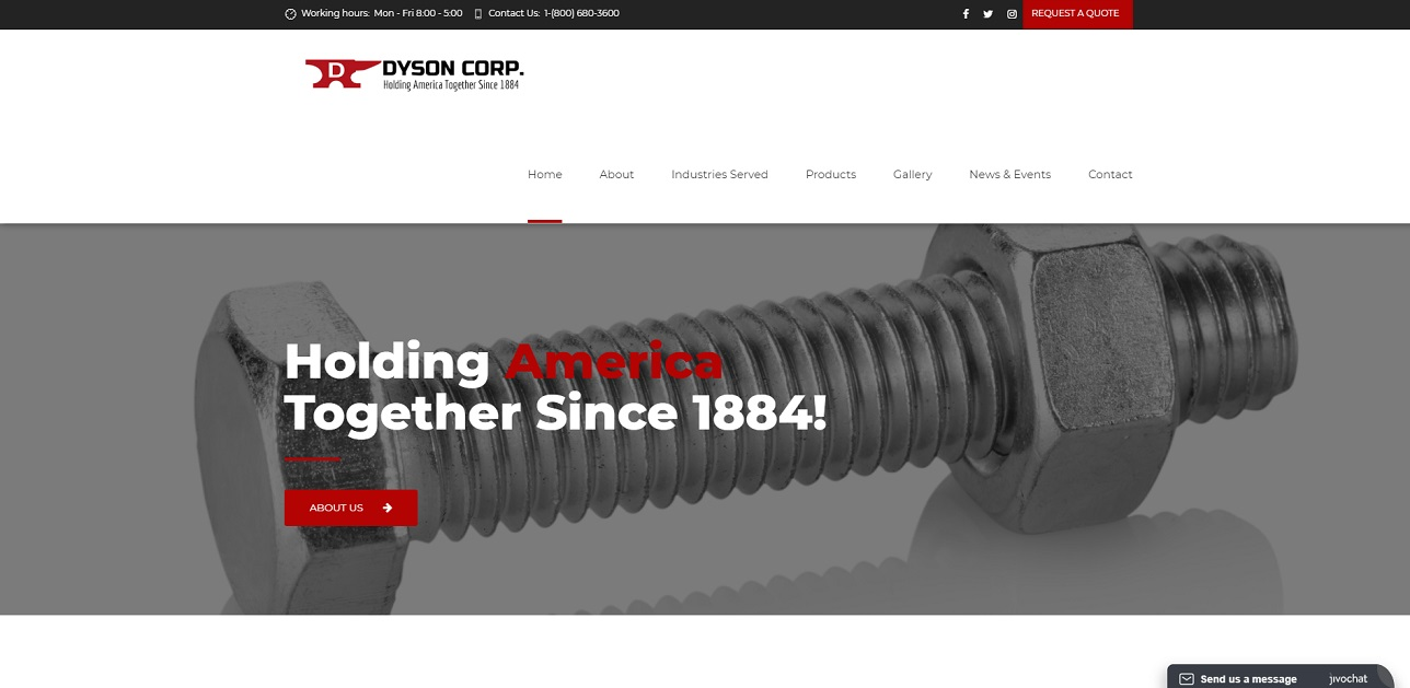 Dyson Corporation
