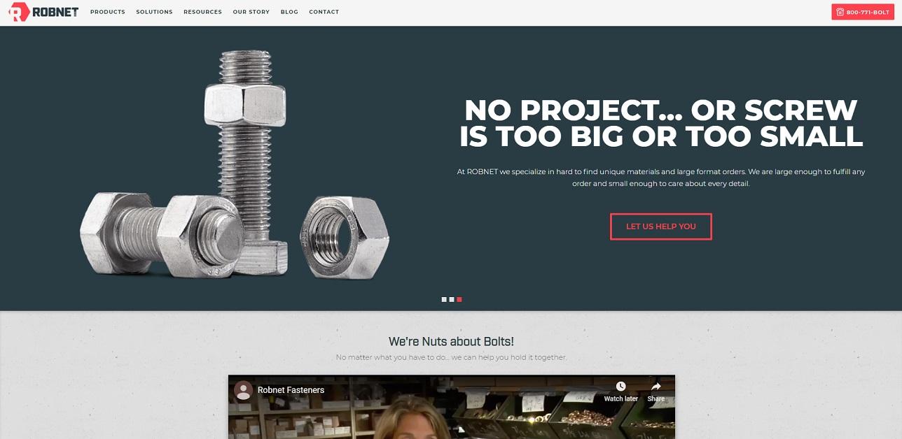 More Industrial Bolt Manufacturer Listings