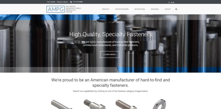 Accurate Manufactured Products Group, Inc.