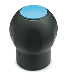 Elesa EBK-C SOFT Mushroom lobe handles