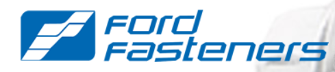 Ford Fasteners, Inc. Logo