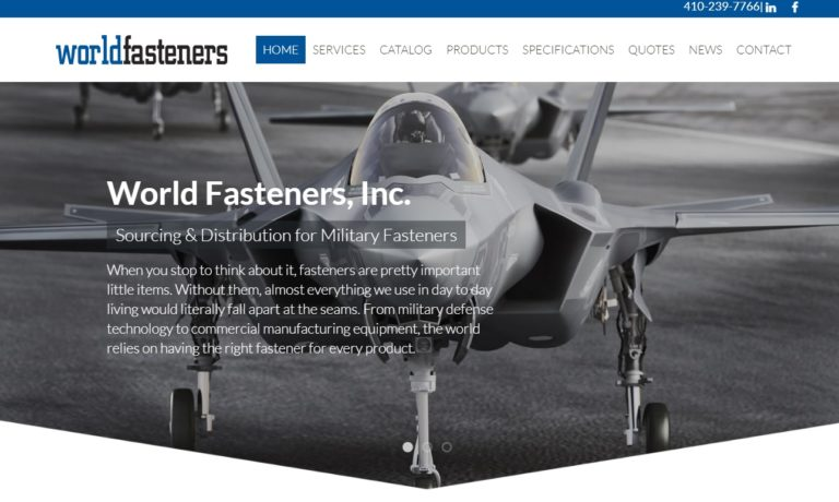 World Fasteners, Inc.