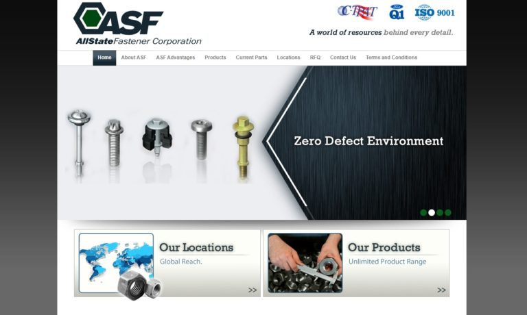 All State Fastener Corporation