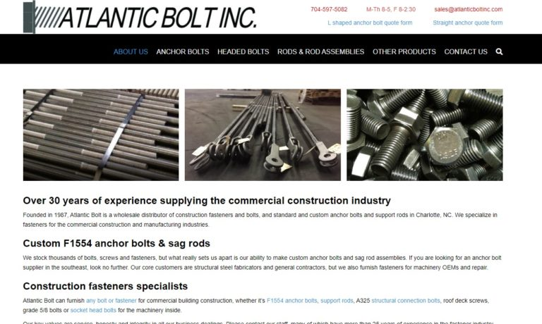 Atlantic Bolt, Inc.