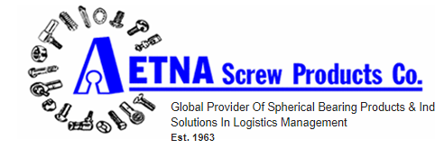 Aetna Screw Products Co. Logo